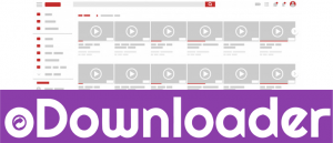 YouTube downloader oDownloader